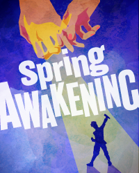 poster for Spring Awakening on Demand - Wedekind Cast