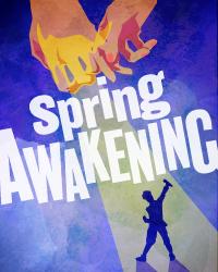 poster for Spring Awakening on Demand -Sater Cast